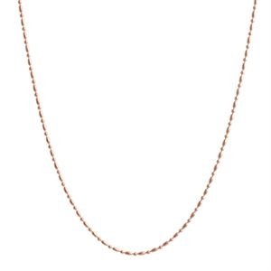 """Picture of Rose Gold Nora Chain - 32"""""""